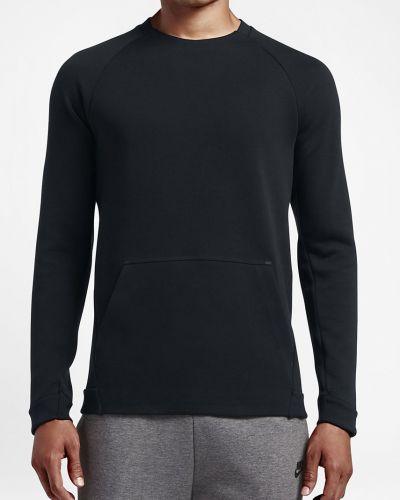 Спортивная кофта с капюшоном с вырезом Nike