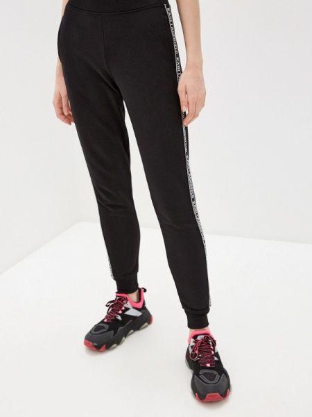 Спортивные брюки черные весенний Karl Lagerfeld