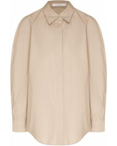 Блузка с длинным рукавом базовый Low Classic