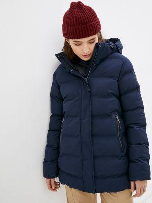 Утепленная куртка - синяя Icepeak
