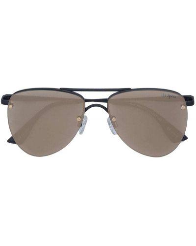 Солнцезащитные очки с логотипом Le Specs