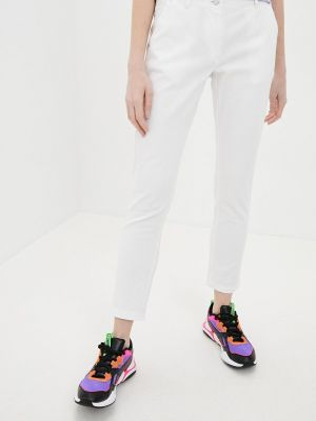Белые брюки Sh