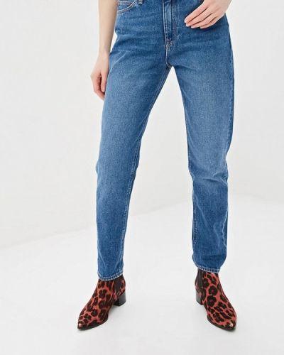Голубые джинсы Lee
