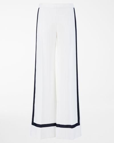 Белые брюки Maxmara