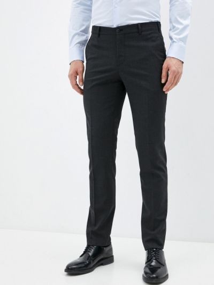 Классические брюки - черные Lab. Pal Zileri