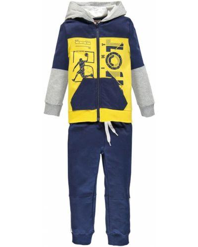 Спортивный костюм с принтом трикотажный Brums