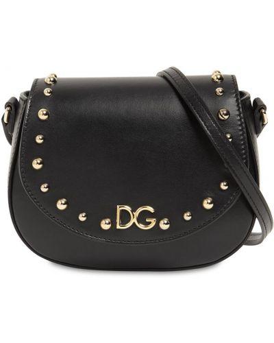 С ремешком сумка из натуральной кожи Dolce & Gabbana