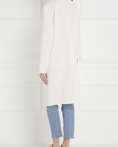 Пальто классическое шерстяное пальто Alexander Wang