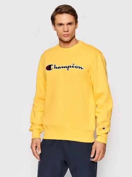 Dres - żółty Champion