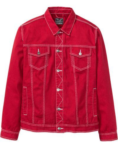 Джинсовая куртка Bonprix