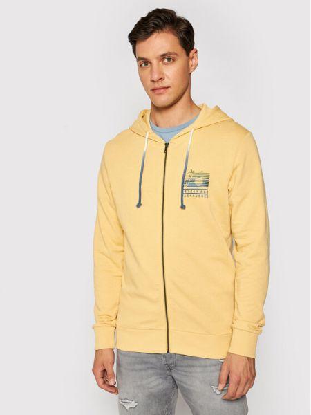 Żółta bluza Jack&jones