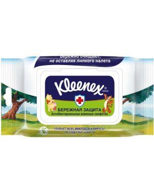 Влажные салфетки Kleenex