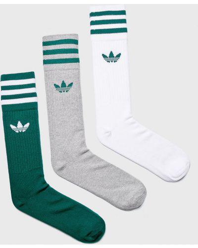 Носки зеленый набор Adidas Originals
