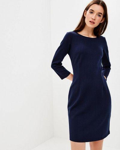 Платье осеннее прямое Tom Tailor
