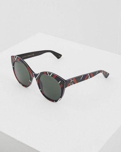 Солнцезащитные очки кошачий глаз Gucci