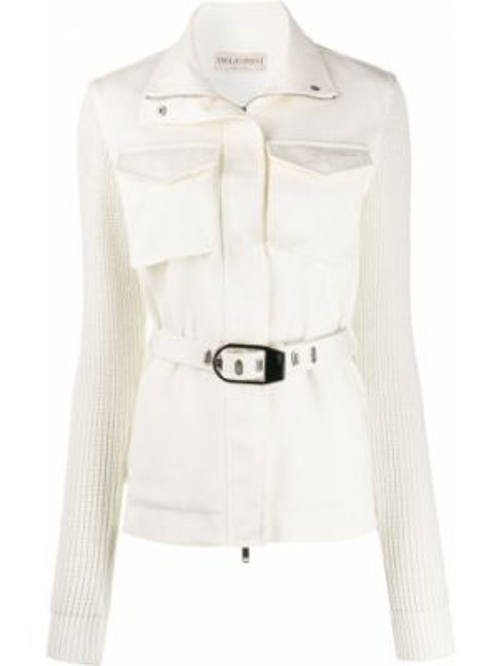 Куртка на молнии с вышивкой Emilio Pucci