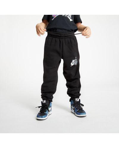 Klasyczne spodnie, czarny Jordan