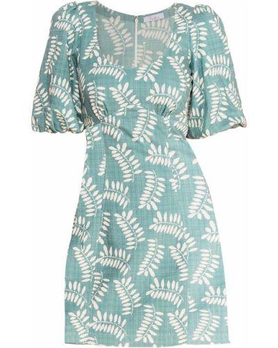Шелковое платье Parker