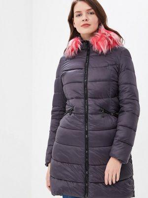 Утепленная куртка - серая Usha
