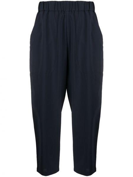 Укороченные брюки с завышенной талией с накладными карманами Barena