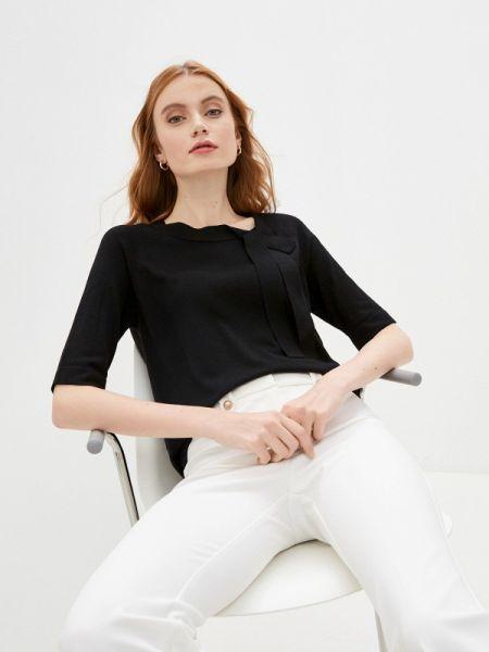 Черный свитер Adl