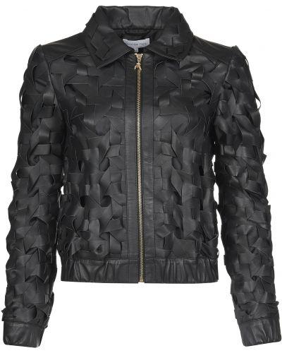 Черная куртка Patrizia Pepe