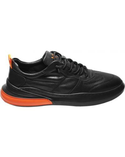 Повседневные кроссовки - черные Dan Marest