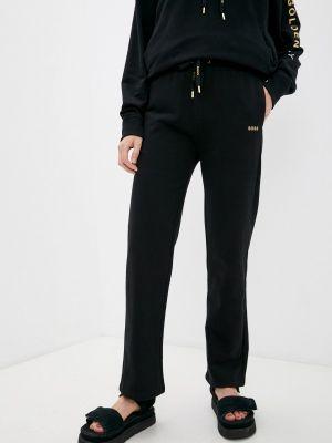Черные спортивные брюки Boss