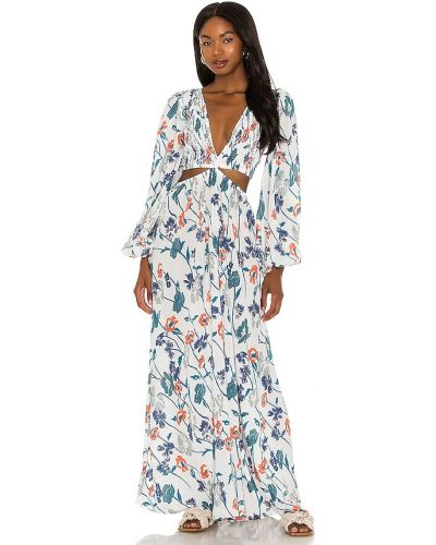 Вечернее платье - белое Indah