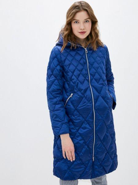 Теплая синяя утепленная куртка Aviù