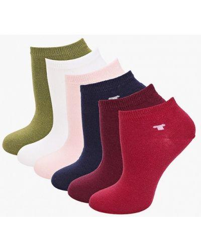 Белые укороченные носки Tom Tailor