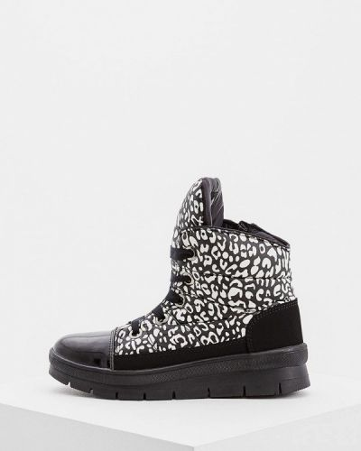 Кожаные ботинки осенние Jog Dog