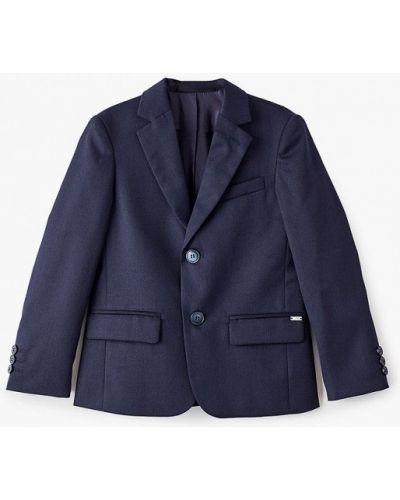 Пиджак синий Btc