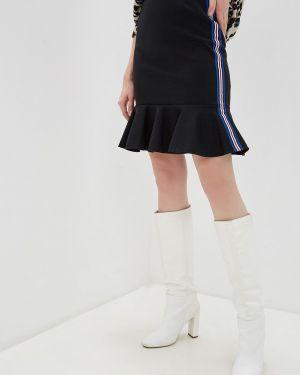 Платье прямое осеннее Madeleine