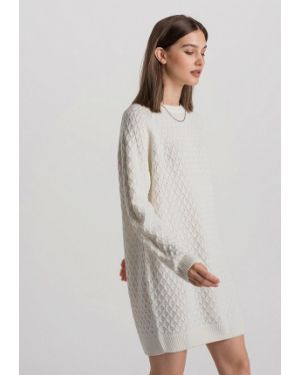 Платье осеннее вязаное Befree