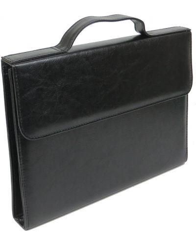 Деловой портфель - черный Exclusive