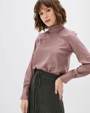 Блузка с длинным рукавом розовая With&out