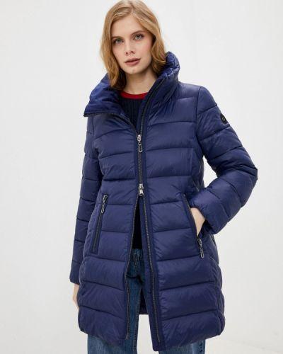 Утепленная синяя куртка Gerry Weber