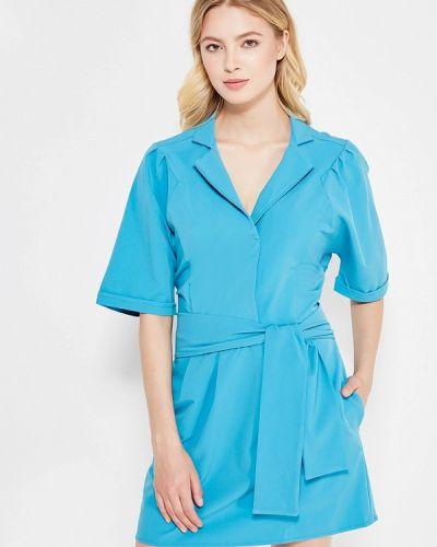 Платье - голубое Love & Light