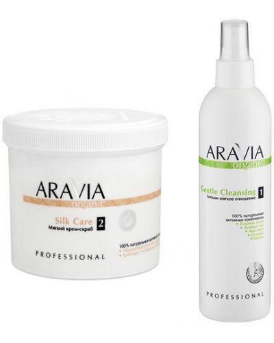 Крем для тела мягкий очищающий Aravia Professional