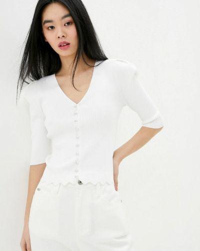 Белый кардиган Miss Sixty