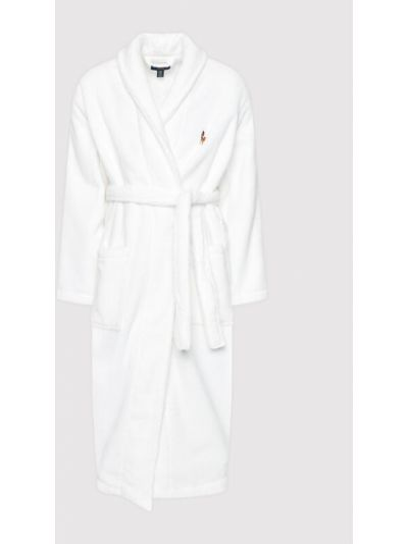 Szlafrok - biały Polo Ralph Lauren