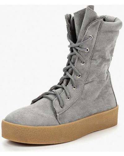 Ботинки осенние высокие Ideal Shoes