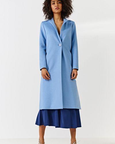 Утепленная куртка на пуговицах классическая Simple
