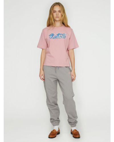Szare spodnie dresowe Rotate