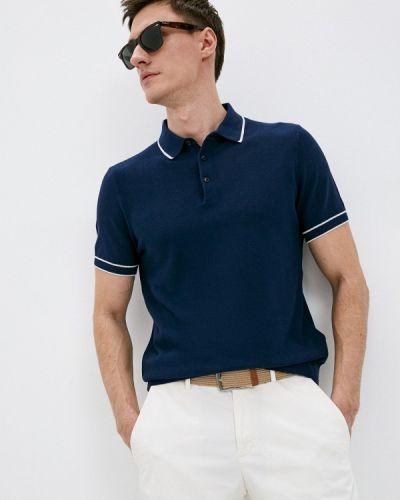 Поло - синий Windsor