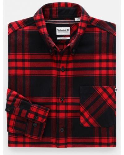 Рубашка фланелевая с карманами Timberland