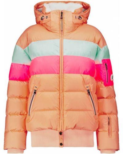 Пуховая куртка - зеленая Bogner