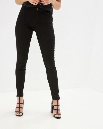 Черные джинсы-скинни узкого кроя Calzedonia