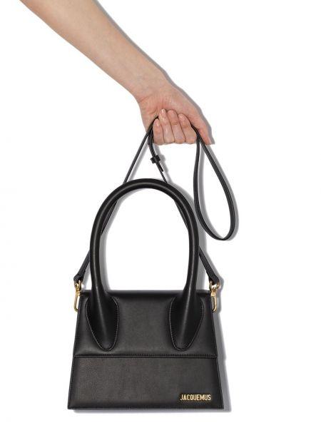 Кожаная сумка сумка-тоут Jacquemus